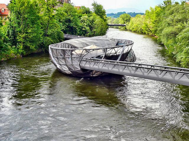Graz eine abwechslungsreiche Stadt und Wanderparadies