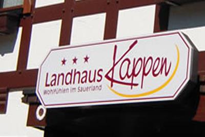 Pension Landhaus Kappen