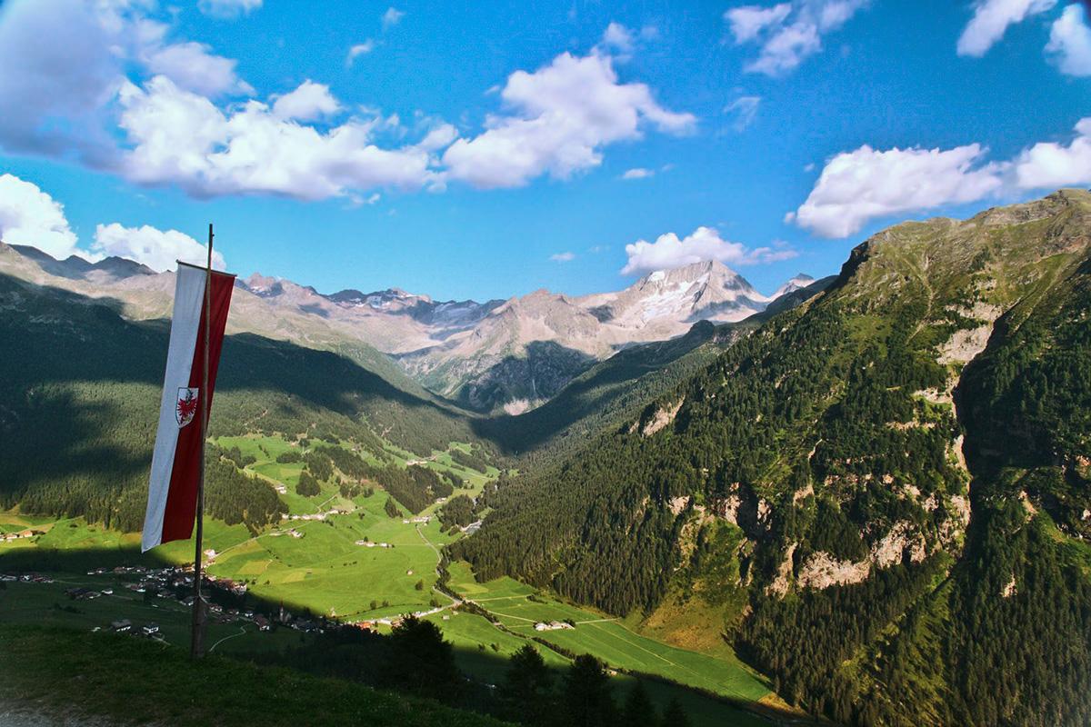 Wandern im Reintal / Südtirol