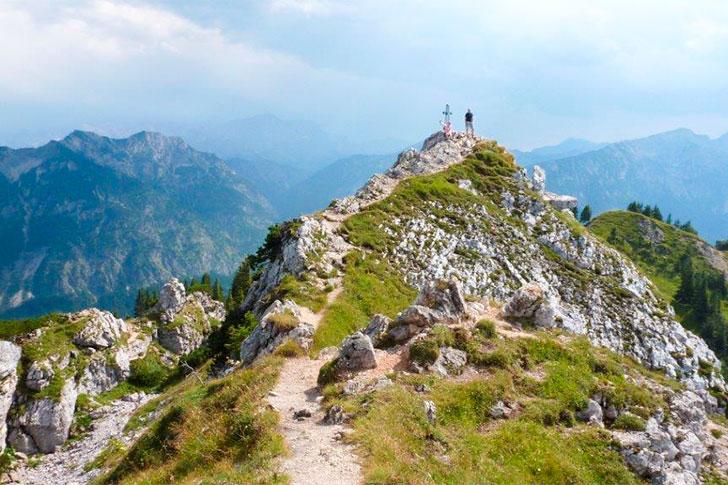 Oberammergau: Berge, Almen & Seen