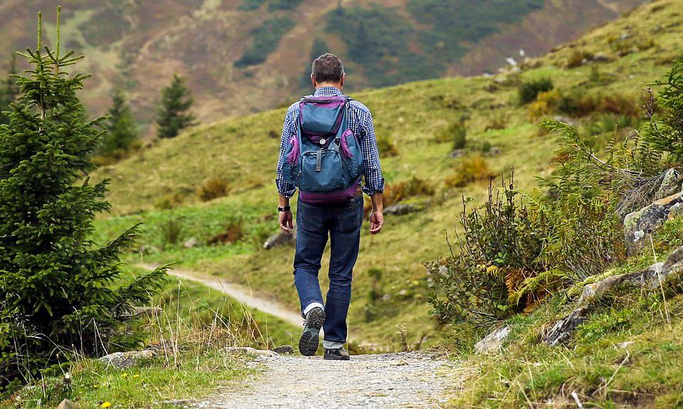 Stressbekämpfung statt Badeurlaub – Wandern gehen und den Alltag vergessen