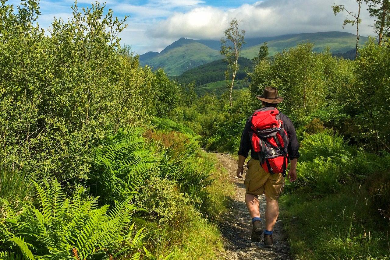Scotland's Great Trails: Die schönsten schottischen Wanderwege