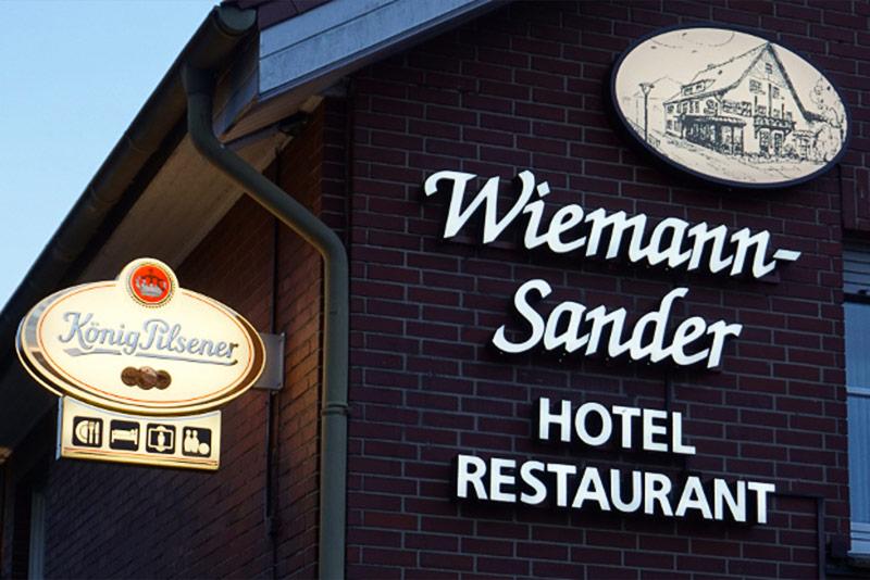 Hotel-Gasthaus Wiemann-Sander