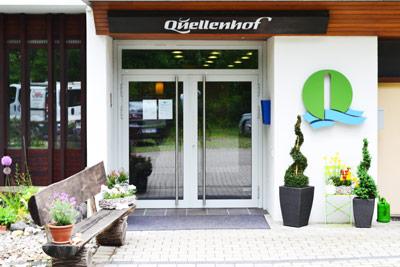 Hotel Quellenhof Garni Mit Thermalbad Wanderkompass De