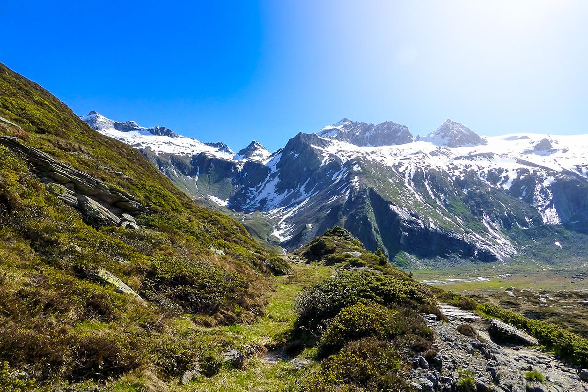 Wandern im Zillertal – 5 beliebte Wanderwege